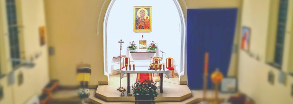 Parafia rzymskokatolicka pw. Najświętszej Maryi Panny Królowej Korony Polskiej